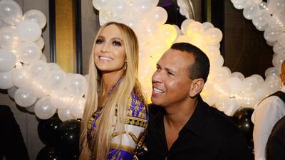 Descontrol entre famosos: la intimidad de la fiesta de Alex Rodríguez y Jennifer López