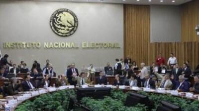 Instituto Nacional Electoral.