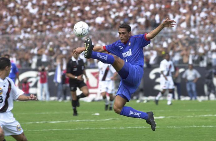El brasileño Serginho murió en el 2004 jugando para el Sao Caetano en un...