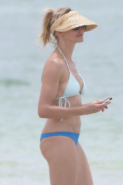 La actriz reposó en La Florida el pasado 4 de julio.Mira aqu&iacu...