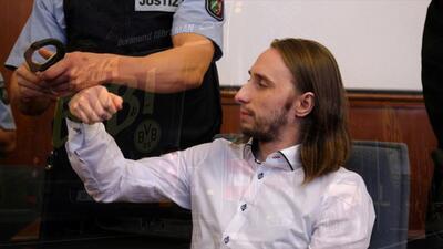Autor del atentado contra el Borussia Dortmund fue condenado a 14 años de cárcel