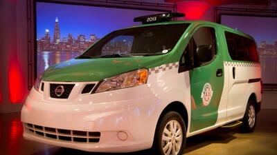 Nissan planea repetir el éxito que tuvo con el taxi de NY en la ciudad d...