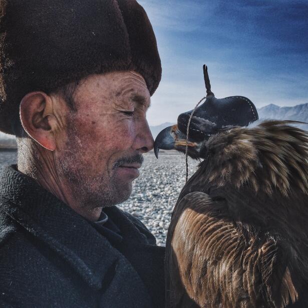 El ganador del Gran Premio Fotógrafo del Año