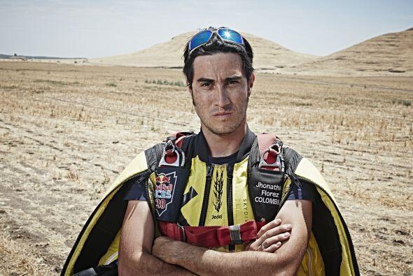 Jhonathan Florez, orgullosamente colombiano, es un atleta especialista e...