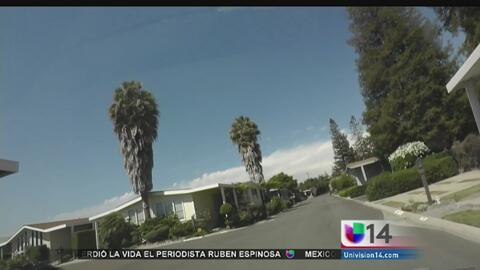 Residentes de casas móviles en San José evitan desalojo