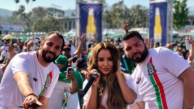 EN FOTOS: El Free-guey show alborotó a los fanáticos del Tricolor