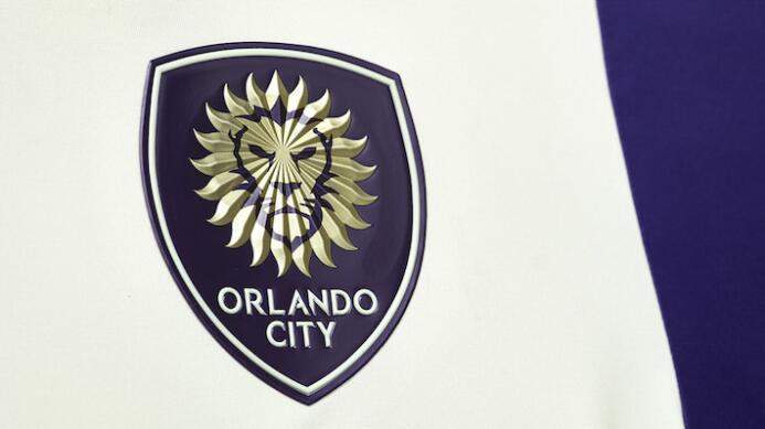 Camiseta de visitante de Orlando City
