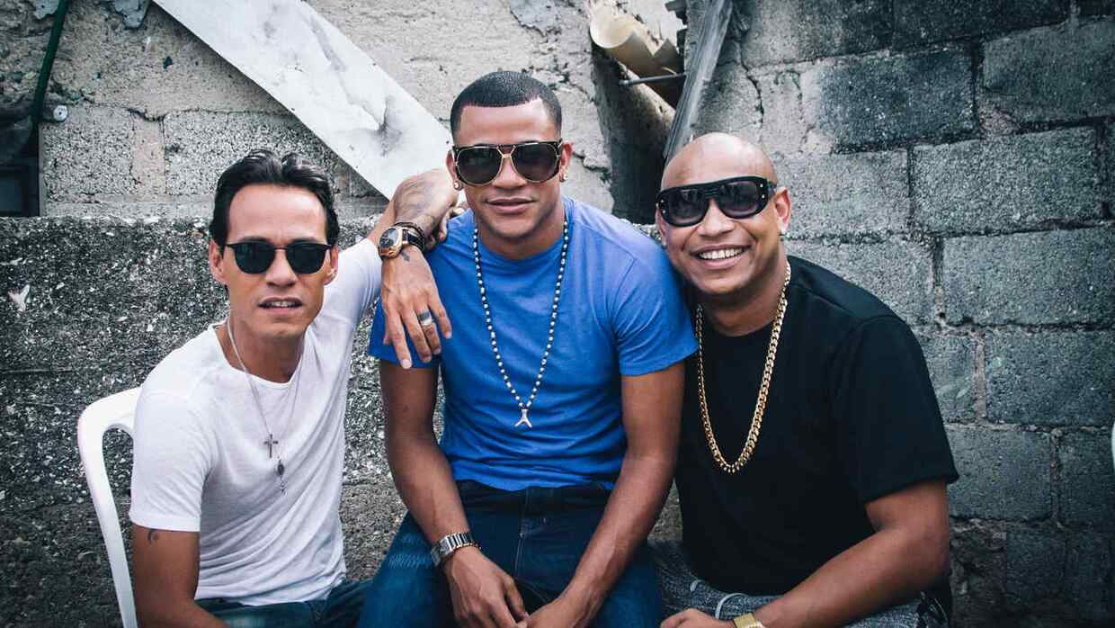 Gente de Zona y Marc Anthony