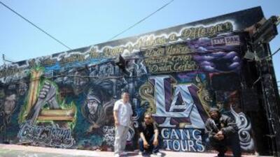 Pandillas en Los Ángeles