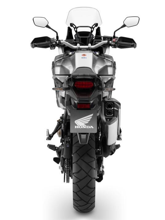 Honda CRF1000L Africa Twin 2016-2017