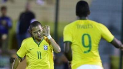 Brasil venció a Colombia