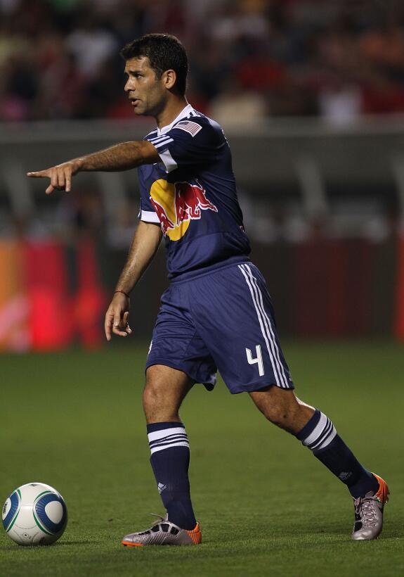 Rafael Márquez - el 'Kaizer de Michoacán' jugó su primer partido...