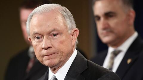 ¿Fueron claras las declaraciones de Jeff Sessions ante el Comité de Inte...