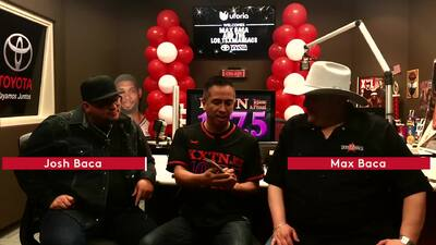 DJ Homie Marco talks with Max and Josh of Texmaniacs about their music and more!