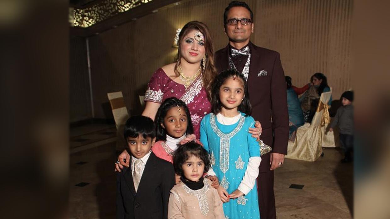 Altaf Malik, padre de cuatro niños, salió a una cita con u...
