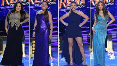 Las finalistas: 'Si no somos La Reina de la Canción, seremos las reinas...