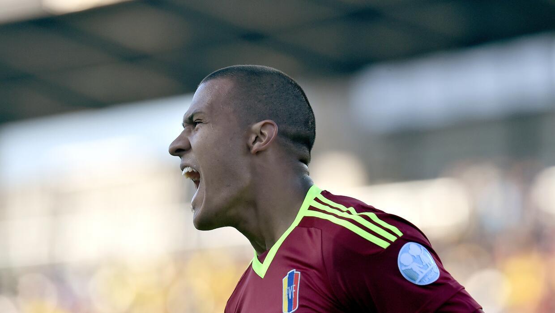 Colombia 0-1 Venezuela: Venezuela supera con solvencia a Colombia con un...