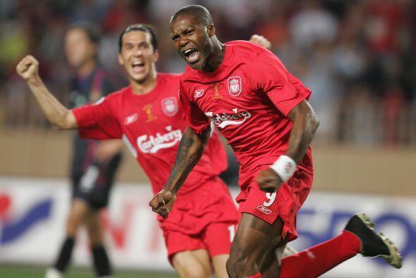 En el 2005 el Liverpool gozaría de su última gloria europea al vencer 3-...