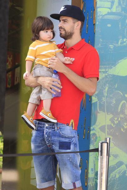 El futbolista ha resultado ser un excelente padre, ¿estará listo para el...