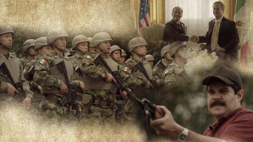Felipe Alarcón le encomendó a 'El Chapo' la guerra contra...