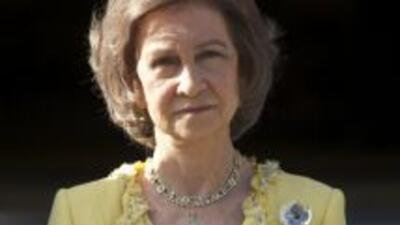 La reina Sofía de España inauguró la nueva sede del Centro Cultural Espa...