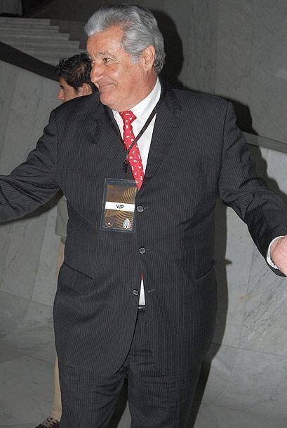 Rafael Lebrija, nuevo presidente de Chivas, regresó a los altos n...