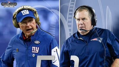 Bill Belichick y Tom Coughlin