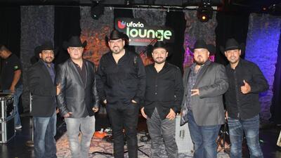'Anímate' con Sólido en Uforia Lounge