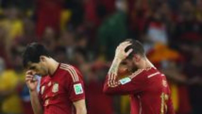 España dejó de estar entre los 10 primeros del mundo.