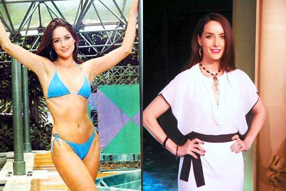 Susana González siempre ha sorprendido a todos con su belleza.