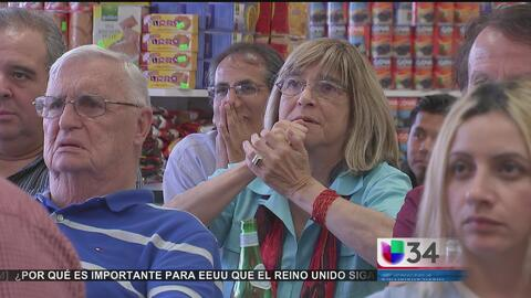 ¡Partido de infarto entre EEUU y Argentina!