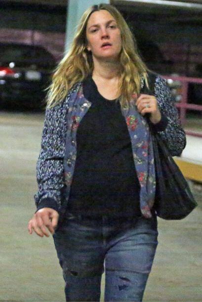 Creíamos que el descaro de Drew Barrymore en sus días libres se quedaba...