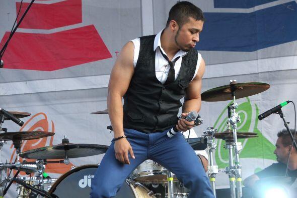 Y no sólo por esos músculos que mostraron en el escenario.