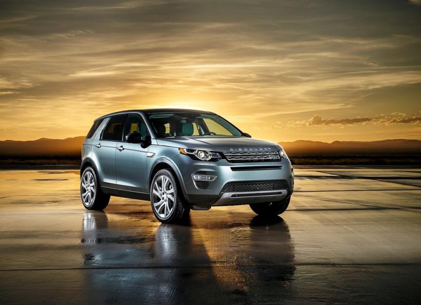 Peor SUV compacta de lujo: La Land Rover Discovery Sport fue introducida...