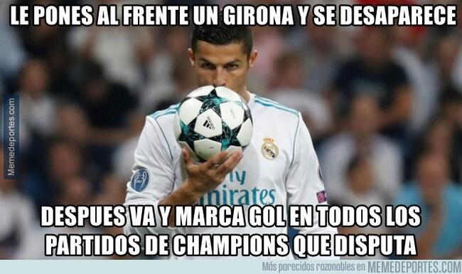 Cristiano quiere mantener la 'pelea' con Messi mmd-1010713-4e22209d90d14...