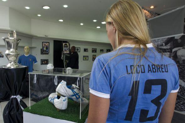 Tanto es el cariño que despertó el uruguayo Abreu en el Bo...