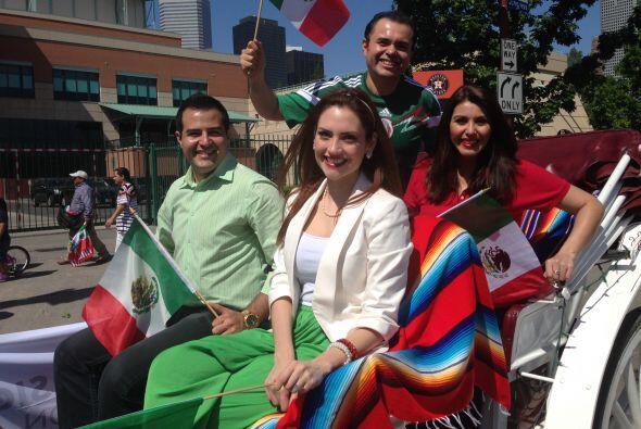 El Cinco de Mayo es una fiesta muy importante para la comunidad mexicana...