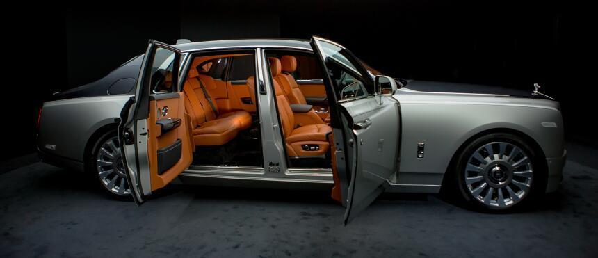 El nuevo Rolls-Royce Phantom VIII en fotos RR PHANTOM VIII (16).jpg