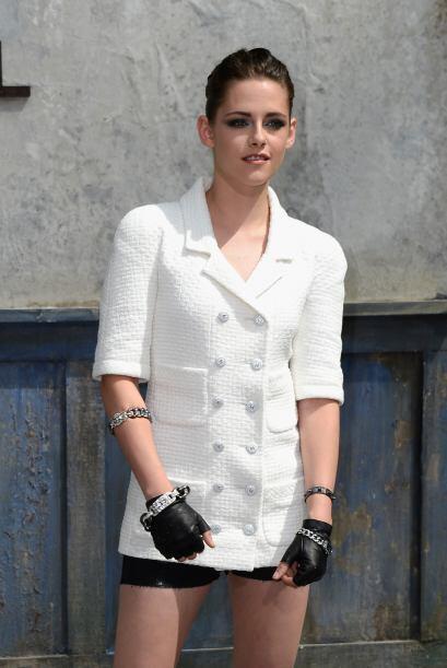 Quedamos sorprendidos con la asistencia de Kristen Stewart a la Semana d...