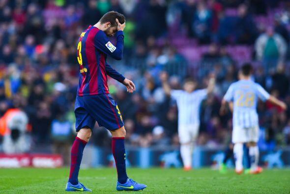 Dolor de cabeza del Barcelona.