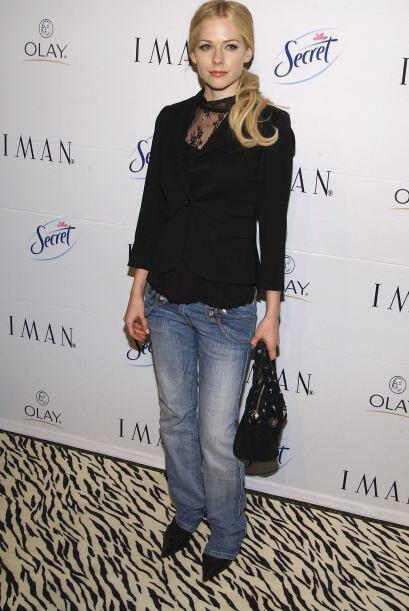 A propósito de su renovado estilo, Avril Lavigne ha señalado que es un p...