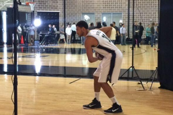 Este viernes, los San Antonio Spurs se reunieron, y tuvieron su día anua...