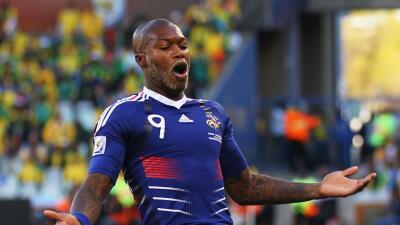 Djibril Cissé podría llegar al futbol mexicano