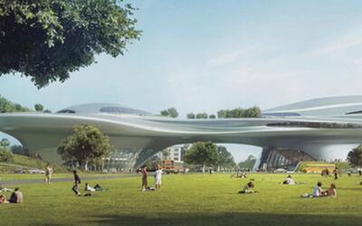 El Museo George Lucas será construido en Exposition Park