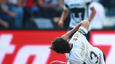 En Fotos: La escalofriante lesión de Alejandro Arribas