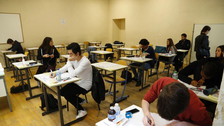Los estudiantes de EEUU fueron superado por 36 países en matemáticas, 18...