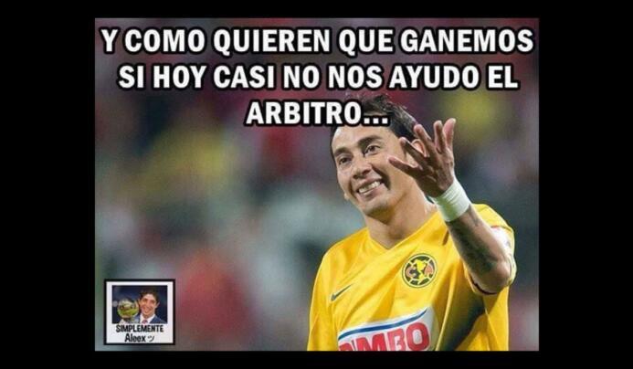 Memes semifinales vuelta del Apertura 2015