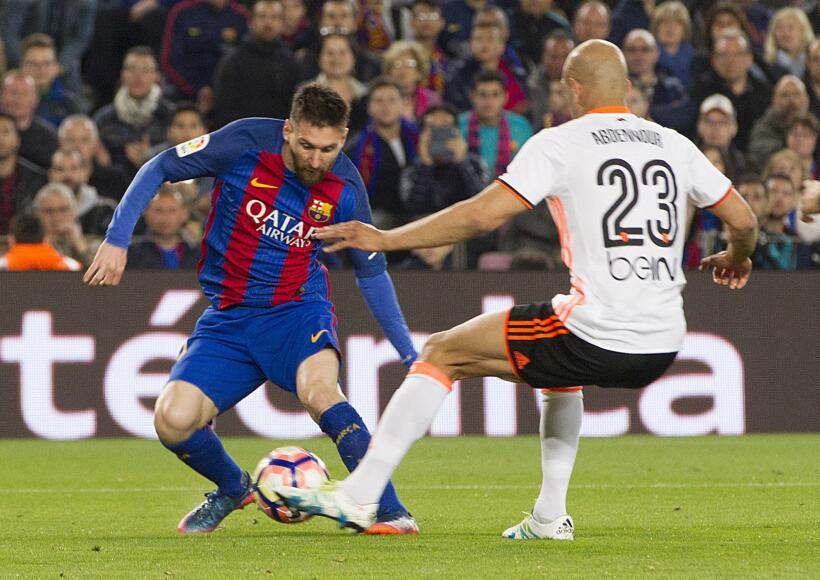 Messi y Suárez mantienen al Barcelona al acecho del Madrid 6362555845327...