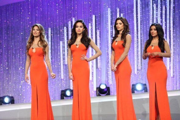 Las cuatro chicas de Lupita siguen luchando por los 250 mil dólares y la...