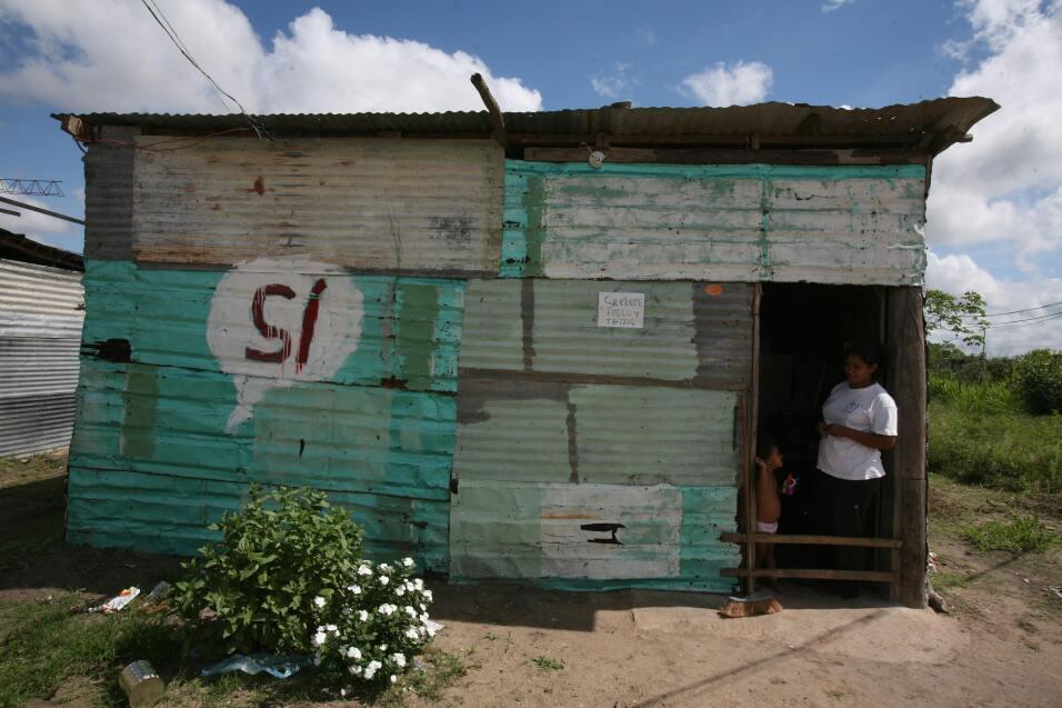 Maturín, en Venezuela, es el hogar de 592,574 personas, pero registró 49...